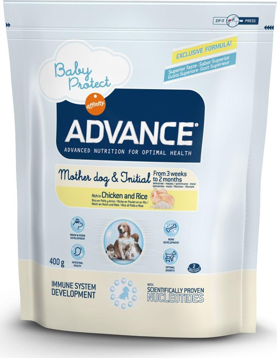Корму сухой Advance для щенков от 3 недель до 2 месяцев Baby Protect Initial, 0,4 кг. 92223513041Курица (21%), дегидрированный животный белок, рис (17%), кукурузная мука, животный жир, маис, гидролизированный белок животного происхождения, свекольный жом, дрожжи, рыбий жир, кокосове масло, плазменный протеин, казеинат, хлористый калий, инулин, соль, нуклеотиды. Витамин A 27,000 IU/кг Витамин D3 1,800 IU/кг Витамин E 670 мг Витамин C Аскорбил монофосфат кальция и натриевой кислоты 500 мг Фолиевая кислота 5.4 мг Таурин 1,200 мг Витамин В8 7 мг Моногидрат сернокислого железа 260 мг (Железо: 85 мг) Йодистый калий 1.9 мг (Йод: 1.4 мг) Пятиводный медный купорос 34 мг (Медь: 8.8 мг) Моногидрат сульфата марганца 124 мг (Марганец: 40 мг) Моногидрат сульфата цинка 395 мг (Цинк: 144 мг) Селенит натрия 0.24 мг (Селен: 0.11 мг) Белки 32.0% Жиры 23.0% Клетчатка 2.0% Зола 6.5% Кальций 1.3% Фосфор 1.0% Влага 8.0%