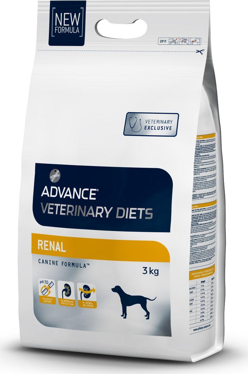 Корму сухой Advance для собак при паталогии почек Renal Failure, 3 кг. 58731113268Advance – высококачественный корм супер-премиум класса Испанской компании Affinity Petcare, которая занимает лидирующие места на Европейском и мировом рынках. Корм разработан с учетом всех особенностей развития и жизнедеятельности собак и кошек. В линейке кормов Advance любой хозяин может подобрать необходимое питание в соответствии с возрастом и уникальными особенностями своего животного, а также в случае назначения специалистами ветеринарной диеты. маис, рис, животные жиры, яичный порошок,сахар, маисовый глютен, гидролизированные белки животного происхождения,свекольный жом,рыбий жир, дегидрированные животные жиры, клетчатка, карбонат кальция, дегидрированная сыворотка, казеинат натрия, очищенные растительные волокна, инулин, цитрат калия, хлорид калия, соль. Источники белка: яичный порошок, маисовый глютен,дегидрированный животный белок, казеинат натрия, дегидрированная сыворотка. Affinity Petcare имеет собственную лабораторию, а также сотрудничает со множеством международных...