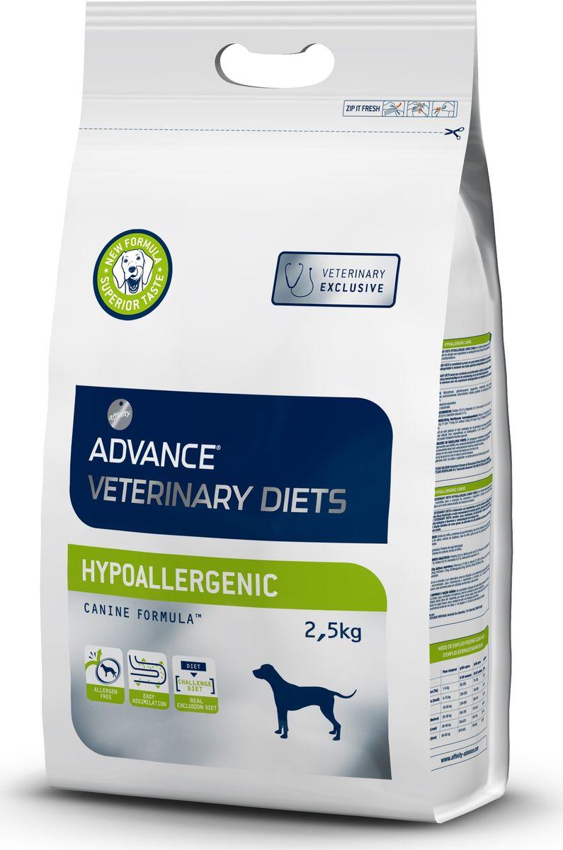 Корму сухой Advance Гипоаллергенный корм для собак с проблемами ЖКТ и пищевыми аллергиями Hypo Allergenic, 2,5 кг. 59121913274Advance – высококачественный корм супер-премиум класса Испанской компании Affinity Petcare, которая занимает лидирующие места на Европейском и мировом рынках. Корм разработан с учетом всех особенностей развития и жизнедеятельности собак и кошек. В линейке кормов Advance любой хозяин может подобрать необходимое питание в соответствии с возрастом и уникальными особенностями своего животного, а также в случае назначения специалистами ветеринарной диеты. Очищенный растительный крахмал, гидролизированный растительный протеин, гидролизированные белки животного происхождения, животные жиры, кокосовое масло, клетчатка, монокальций фосфат, очищенные ферминтируемые волокна , хлорид калия,рапсовое масло и соль. Источники белка: гидролизированный соевый протеин, гидролизированные белки жиыотного происхождения. Источник углеводов: очищенный кукурузный крахмал. Affinity Petcare имеет собственную лабораторию, а также сотрудничает со множеством международных исследовательских центров, благодаря чему...