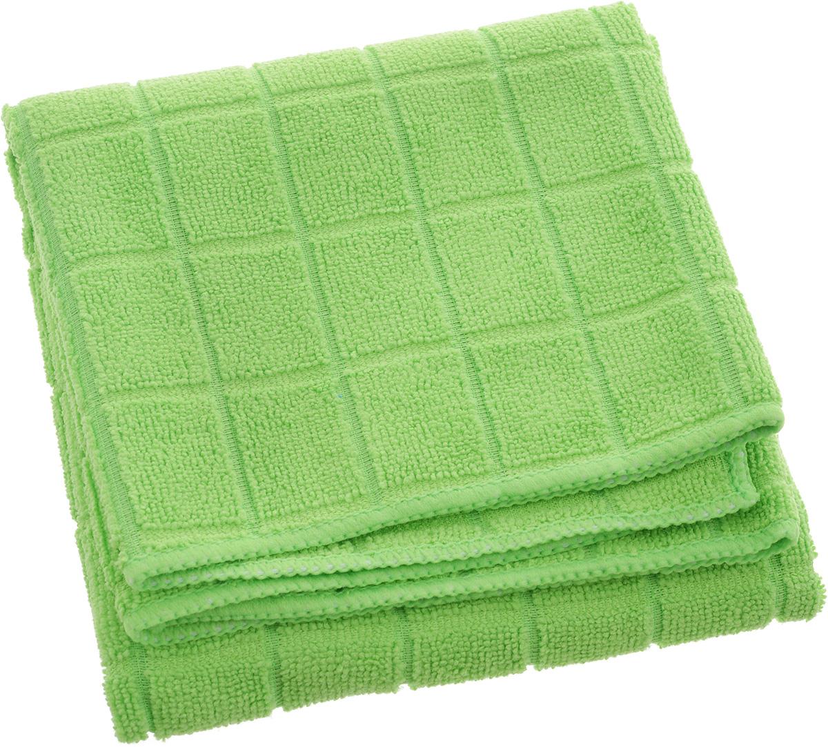 Салфетка Airline, цвет: зеленый, 50 х 70 смAB-A-07Салфетка изготовленная из микрофибры предназначена для уборки поверхностей от пыли и мелких загрязнений, поможет поддержать чистоту в доме или салоне автомобиля. Состав: 20% полиамид, 80% полиэстер.