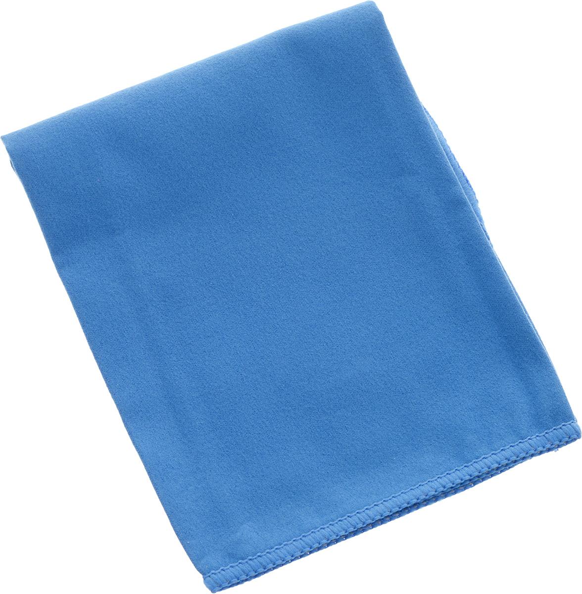 Салфетка Airline, двухсторонняя, цвет: синий, 35 х 40 смAB-A-01Салфетка из микрофибры поможет удалить загрязнения, а благодаря двухсторонней поверхности изделия уборка станет намного удобнее. Салфетка изготовлена в синем цвете и имеет с двух сторон покрытие тонкого слоя ворса из микрофибры. Салфетка не только удаляет загрязнения, но и не оставляет разводов.