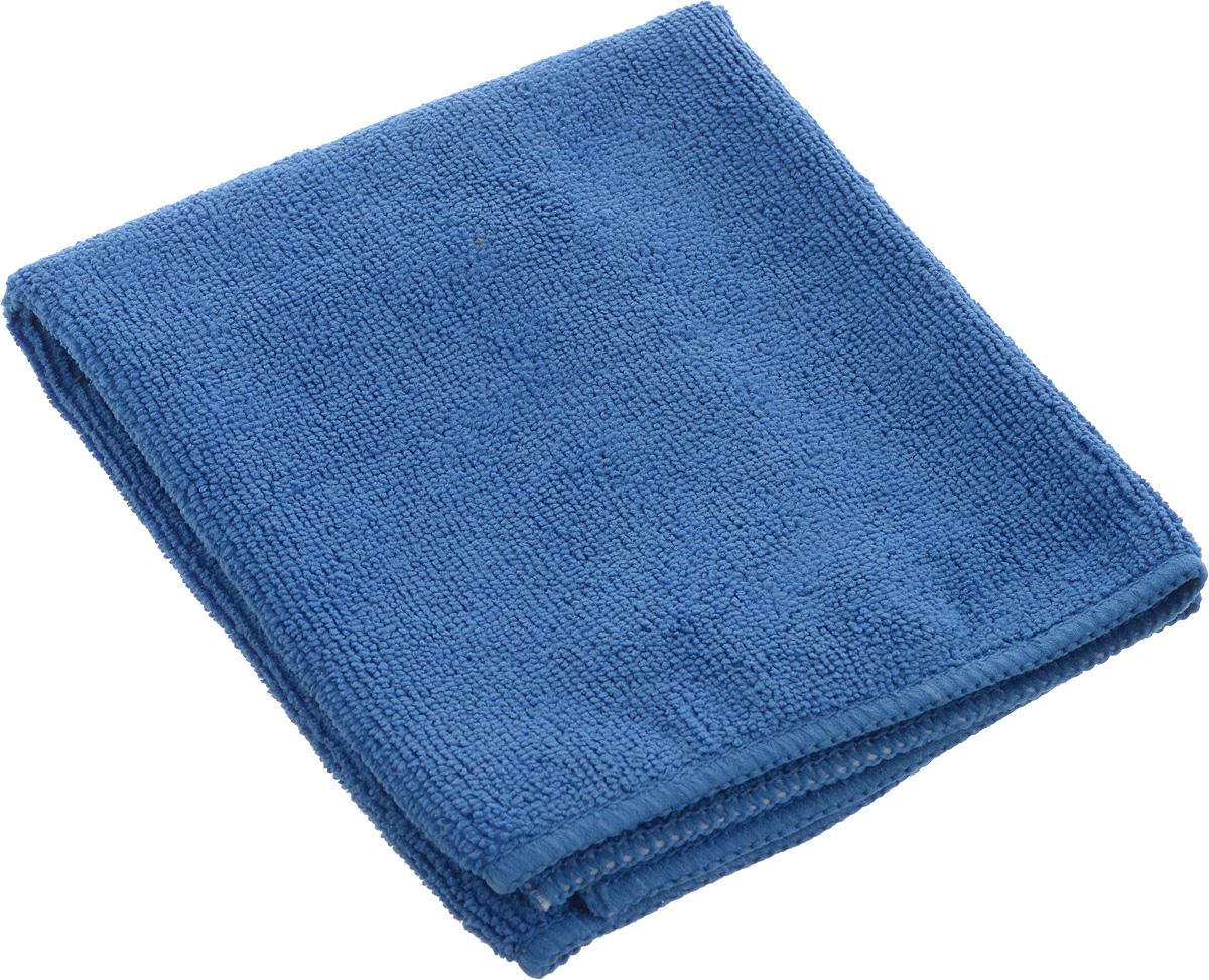 Салфетка из микрофибры Airline, цвет: синий, 35 х 40 смAB-A-03Мягкая салфетка Airline выполнена из микрофибры. Мягкий ворс микрофибры очистит поверхность от пыли и загрязнений, микробов и грибком, и не отставит царапин. Материал хорошо впитывает жидкость, быстро сохнет и не подвержен быстрому износу после многочисленных стирок.