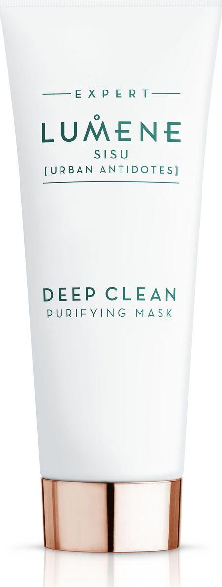 Lumene Sisu Глубоко очищающая маска, 75 млNL582-81422Формула, содержащая натуральные отшелушивающие частицы северной клюквы, чистую арктическую родниковую воду и экстракты сосновой коры и еловых побегов, глубоко очищает кожу воздействия внешних факторов стресса, делает ее гладкой, свежей, возвращает естественное сияние.