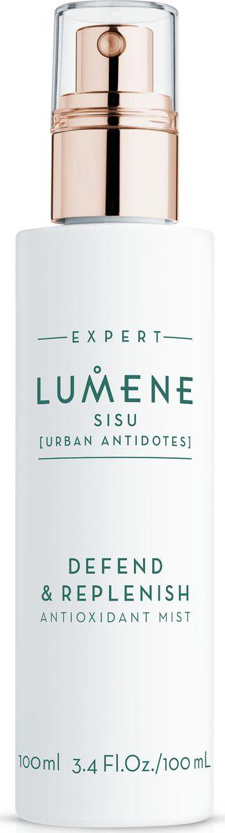 Lumene Sisu Восстанавливающая и защищающая дымка для лица, 100 млNL582-81425Формула на основе чистой арктической родниковой воды, содержащая богатый минералами березовый сок и антиоксидантный витамин B3, обеспечивает эффективную защиту и увлажнение кожи. Возвращает здоровый цвет лица и восстанавливает естественное сияние. Данный продукт является гипоаллергенным!