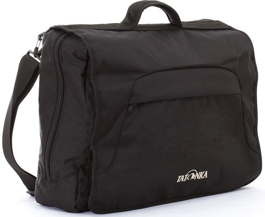Портфель для офиса Tatonka VIP Case, цвет: черный, 44x32x13 см DI.2197.040
