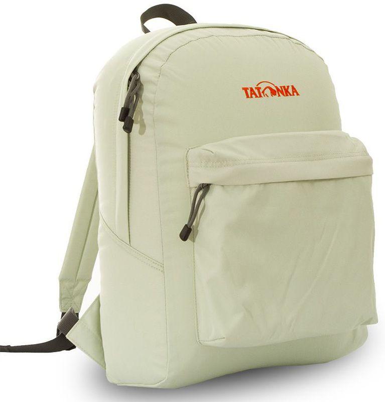 Рюкзак городской Tatonka Hunch Pack 22л, цвет: бежевый, 41x30x17 смDI.6280.180Универсальный городской рюкзак для учебы, работы и занятий спортом