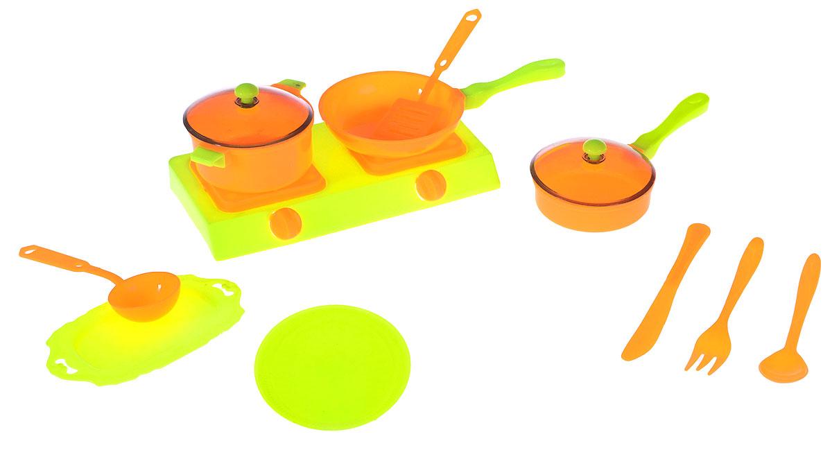 Altacto Игрушечный набор посуды Легкий завтрак