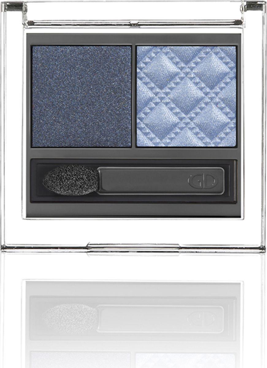 Ga-de Тени для век двухцветные Idyllic Soft Satin № 50, 4 гр102300050Тени двухцветные Idyllic Soft Satin с сатиновым эффектом. Экспертно подобранные оттенки для создания макияжа. Тени для век Idyllic придадут взгляду обольстительный вид и обеспечат уход за нежной кожей век. Шелковистая текстура, невероятная стойкость и вариация цветов приятно удивит и порадует вас. Оттенки легко смешиваются и превосходно тушуются.