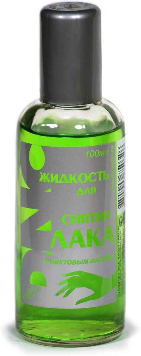 Жидкость для снятия лака DNC с пихтовым маслом, 100 мл4751006750326/зеленыйВполне традиционная и весьма эффективная жидкость для снятия лака. С пихтовым маслом, она еще и ухаживает за ногтями, предохраняя их от сухости и расслоения.