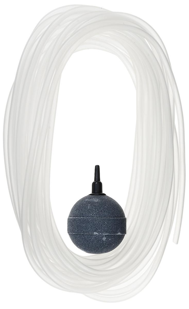 Набор для компрессора Sera Air Set L, 2 предмета8817Набор для компрессора Sera Air Set L состоит из шланга и распылителя воздуха. Набор выполнен из высококачественных материалов и предназначен для поддержания кислородного баланса в воде. Длина шланга: 10 м.