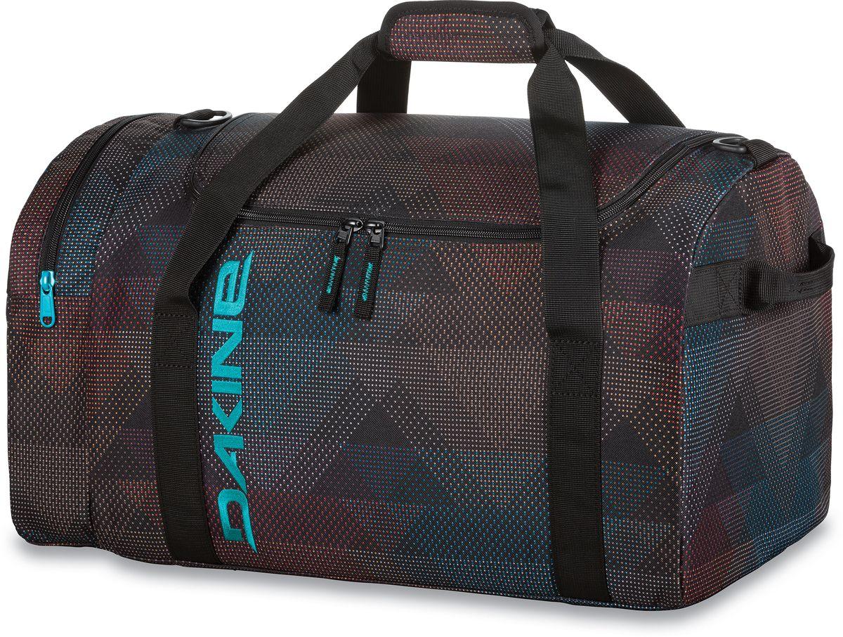 Сумка спортивная Dakine Eq Bag Stella, цвет: черный, 31 л. 830048300127508 8300483Спортивная сумка. С одним боковым карманом на молнии.