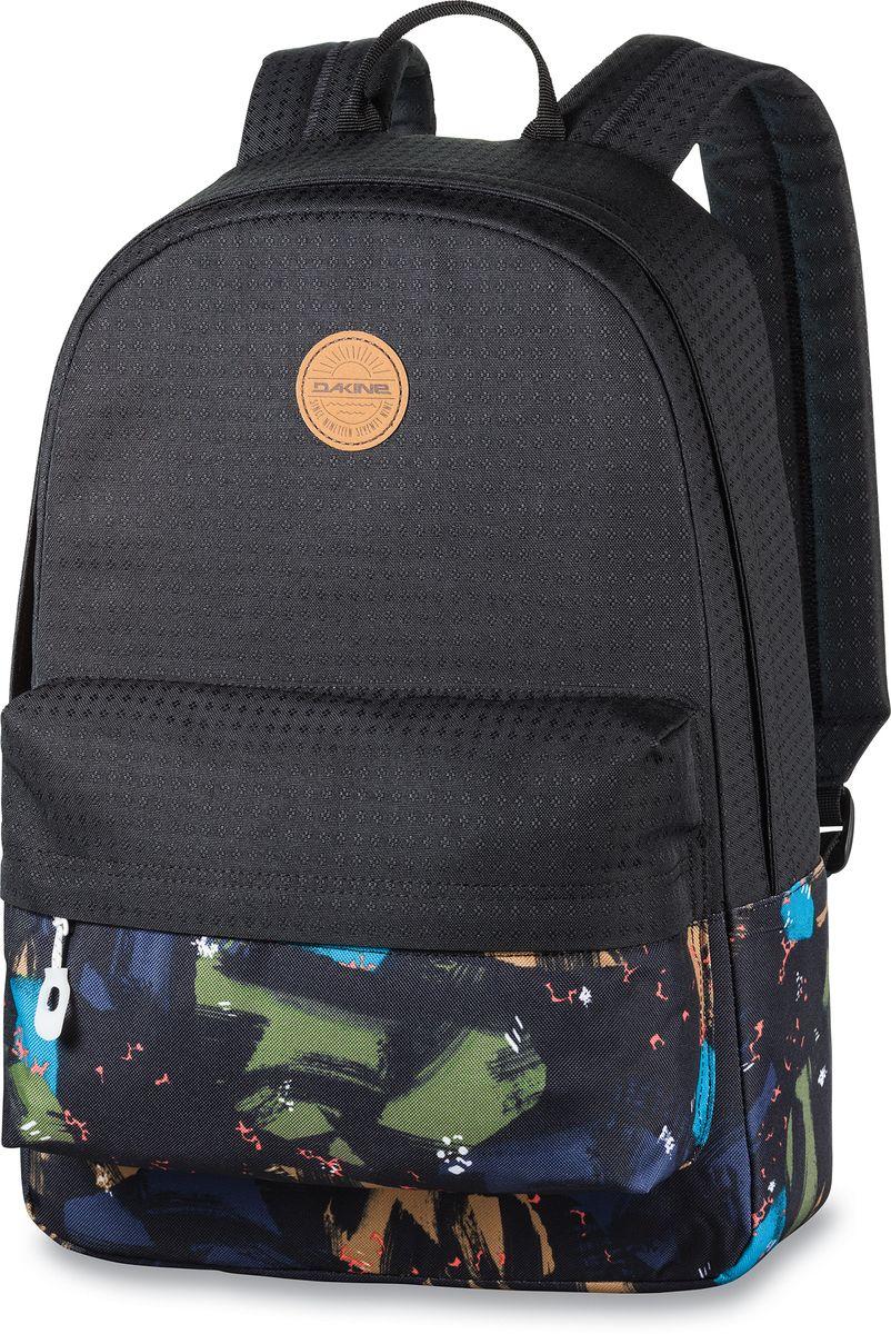 Рюкзак городской Dakine 365 Pack Baxton, цвет: черный, 21 л. 813008500127056 8130085Городской рюкзак. Однообъемный. С карманом для ноутбука ( до 15) и внешним карманом.