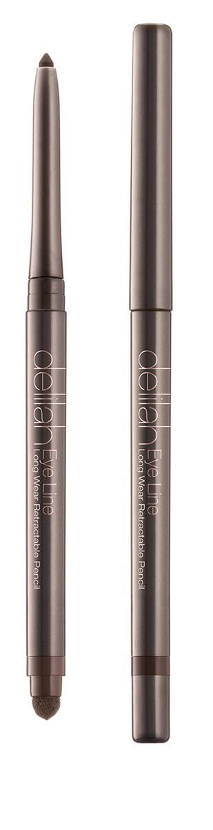 Delilah Карандаш для глаз тон Twig, 0,312 грDLL1402Eye Line – это водостойкий карандаш для глаз со встроенной точилкой и спонжем для растушевки на другом конце. Карандаш имеет мягкую кремовую текстуру и насыщенный цвет, который красиво смотрится и держится 12 часов, не тускнея и не смазываясь. Мини-спонж для растушевки снимается и открывает доступ к встроенной точилке.