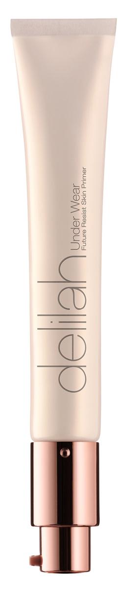 Delilah Флюид-Основа под макияж, 48 млDLL4001Для того, чтобы выглядеть превосходно, нужна идеальная основа. Эта база создана для того, чтобы наилучшим образом подготовить кожу для нанесения макияжа. Косметика будет легче ложиться, лучше выглядеть на лице и дольше держаться. Праймер Under Wear имеет шелковистую текстуру сыворотки и делает кожу более мягкой и гладкой на вид, а также уменьшает видимые признаки старения и несовершенства. Обогащенная пептидами формула заполняет и разглаживает морщины.