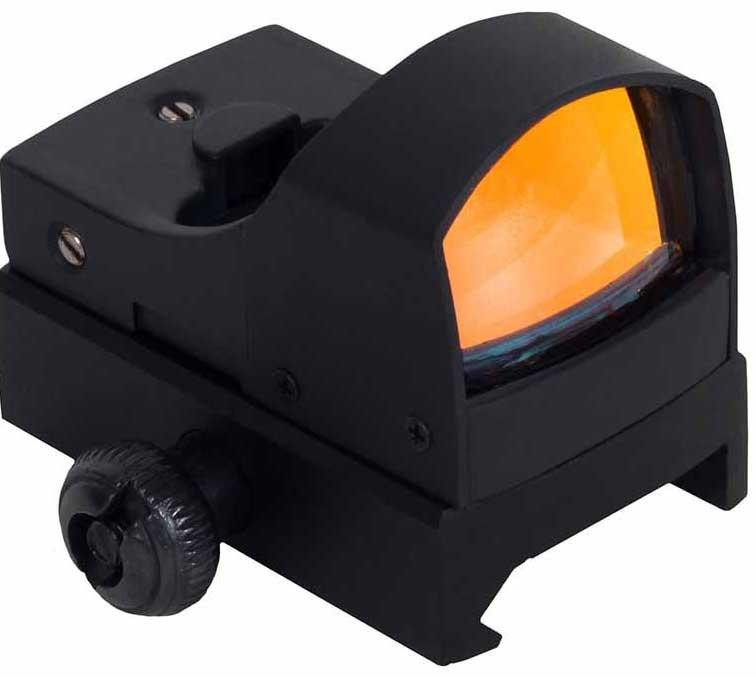 Прицел коллиматорный Sightmark Mini, панорамный на Weaver/Picatinny, 3МОАSM13001Коллиматор Sightmark Mini панорамный на Weawer/Picatinny, марка - точка 3МОА, подсветка красная. Арт. SM13001 Компания Sightmark, США,Техас, Мэнсфилд впервые представила свою продукцию в 2007 году на SHOT Show. Основной целью компании является разработка и производство современной оптики и аксессуаров для охотников, спортсменов и стрелков. Кроме того, каждый продукт разработан для специализированного рынка, позволяя стрелкам получить больше высококачественных изделий для их огнестрельного оружия и пистолетов. Все коллиматорные прицелы Sightmark разработаны для ружей, винтовок и пистолетов. Компактный коллиматорный прицел Sightmark SM13001 устанавливается на планку типа Weawer/Picatinny. Все компоненты коллиматорного прицела, подверженные механическому воздействию, выполнены из нержавеющей стали и анодированных алюминиевых сплавов. Регулировка яркости прицельной марки осуществляется вручную, на корпусе расположен трехпозиционный переключатель, одно положение которого...