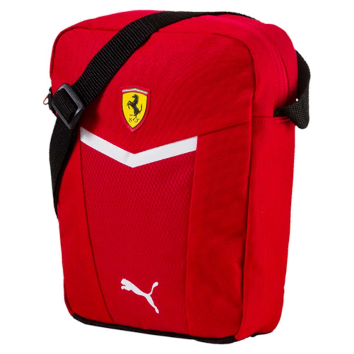 """Сумка городская Puma """"Ferrari Fanwear Portable"""", цвет: красный. 07450201"""