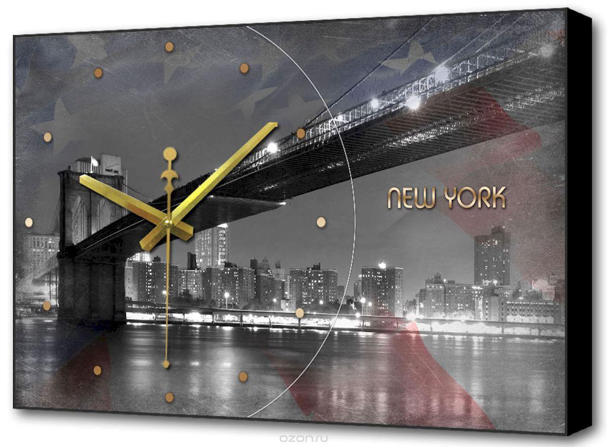 Часы-картина Toplight Город, 60 х 37 см. TL-C5026TL-C5026Настенные часы-картина Toplight Город выполнены из бумаги и оргалита, рама из МДФ. Часы имеют кварцевый механизм с плавным, бесшумным ходом и три стрелки: часовую, минутную и секундную. Современные технологии и цифровая печать, используемые в производстве, делают постер устойчивым к выцветанию и обеспечивают исключительное качество произведений. Благодаря наличию необходимых креплений в комплекте установка не займет много времени. Часы-картина Toplight - это прекрасная возможность создать яркий акцент при оформлении любого помещения. Правила ухода: можно протирать сухой, мягкой тканью. Часы работают от 1 батарейки типа АА (не входит в комплект).