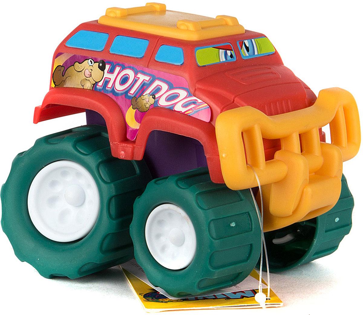 Keenway Машинка Mini Monster Wheel