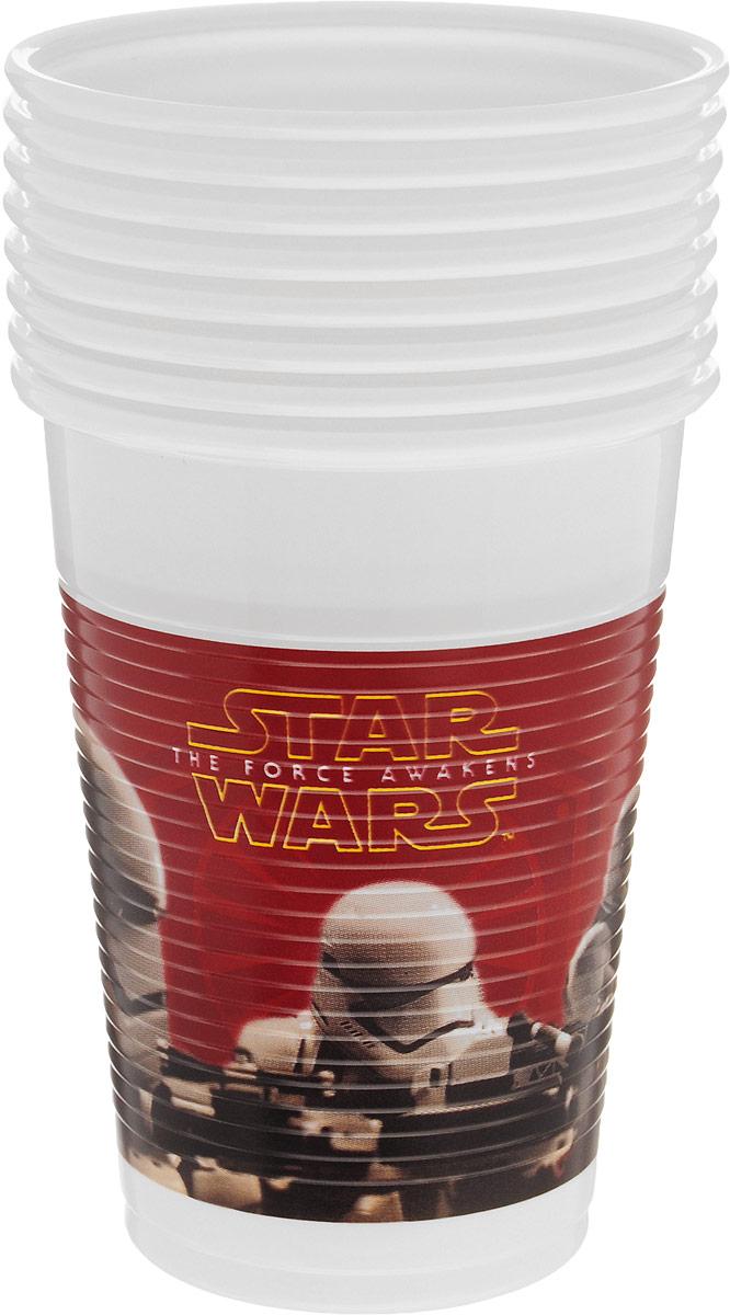 Procos Стаканы пластиковые Звездные войны 7 200 мл 8 шт