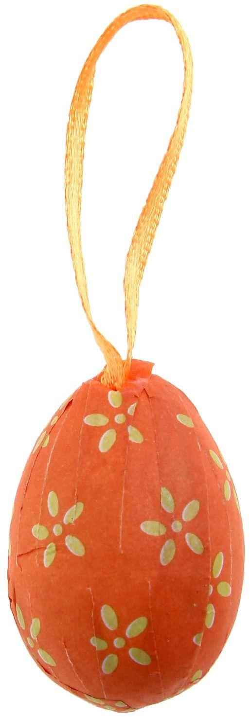 Сувенир пасхальный Яйцо. Цветочная полянка, 3 х 3 х 4 см, 6 шт. 995477995477Яйцо - это главный пасхальный символ, который символизирует для христиан новую жизнь и возрождение, поэтому его присутствие на праздничном столе является обязательным элементом во многих странах. Сегодня крашеными яйцами принято не только украшать праздничный стол.