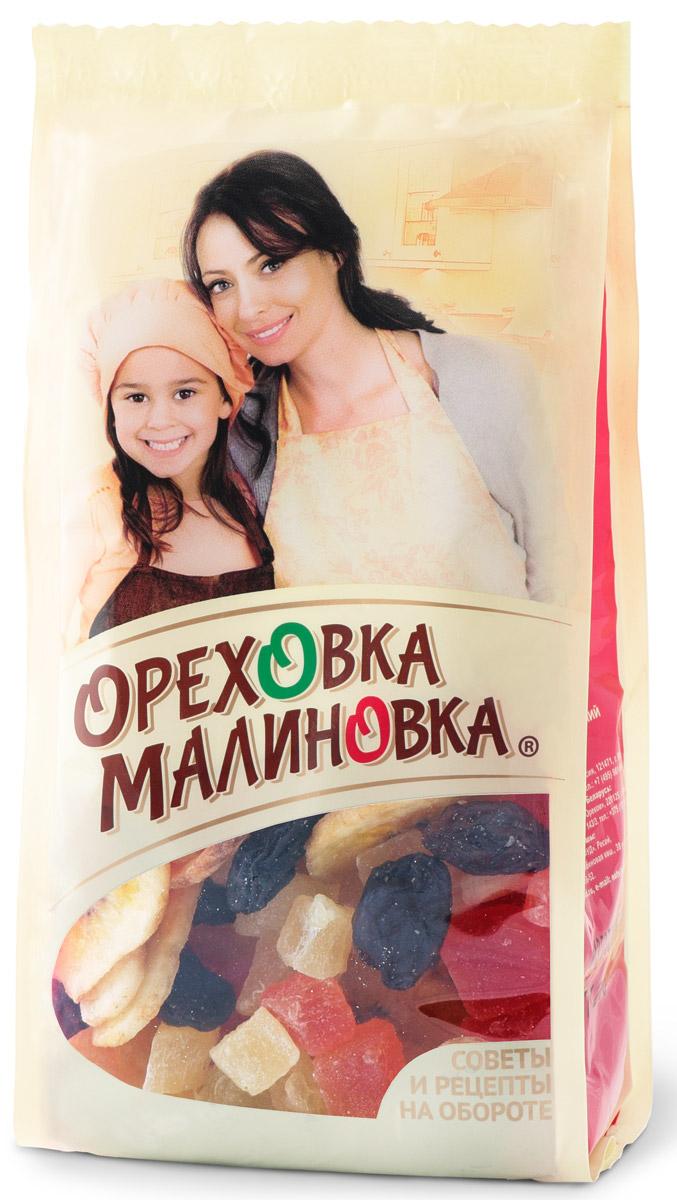 Ореховка-Малиновка смесь сладкая, 190 г4620000679561Сладкие ананас и изюм с хрустящим миндалем прекрасно сочетаются при выпечке кексов. Превосходный аромат и изумительный вкус гарантированы.