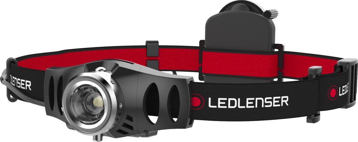 Фонарь LED Lenser H3.2, цвет: черный. 500767500767Налобный фонарь для повседневного использования. AFS (2 режима свечения). Быстрый фокус RF. Световой поток – 120 лм, дальность – 100 м, время свечения до 1 лм – 60 ч Светодиод – Power LED. IPX4. Питание - AAA NiMH 1,5V (1250 mAh). IPX4. Вес – 133 г. Регулируемый размер ремешка. 7 лет гарантии.