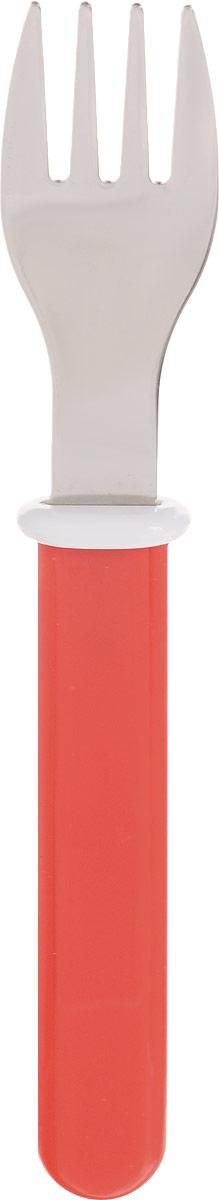 Lubby Вилка для кормления15840Металлическая вилка Lubby идеально подойдет для ребёнка, который учится есть самостоятельно. Пластиковая ручка не скользит. Зубчики вилки имеют закругленную форму для обеспечения безопасности малыша. Длина вилки - 13.5 см. Не содержит Бисфенол-А.