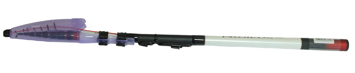 Удилище спиннинговое карповое Daiwa Proteus Al Mini-River and Lake Trout, 3,6 м49532Лучший выбор для рыболовов, которые любят путешествовать! Компактные телескопические удилища с транспортировочной длиной всего 65 см при полной длине 3.2 – 4.0 м. Выполнены из прочного графитового материала. Оснащены прочными пропускными кольцами AO на одной лапке.