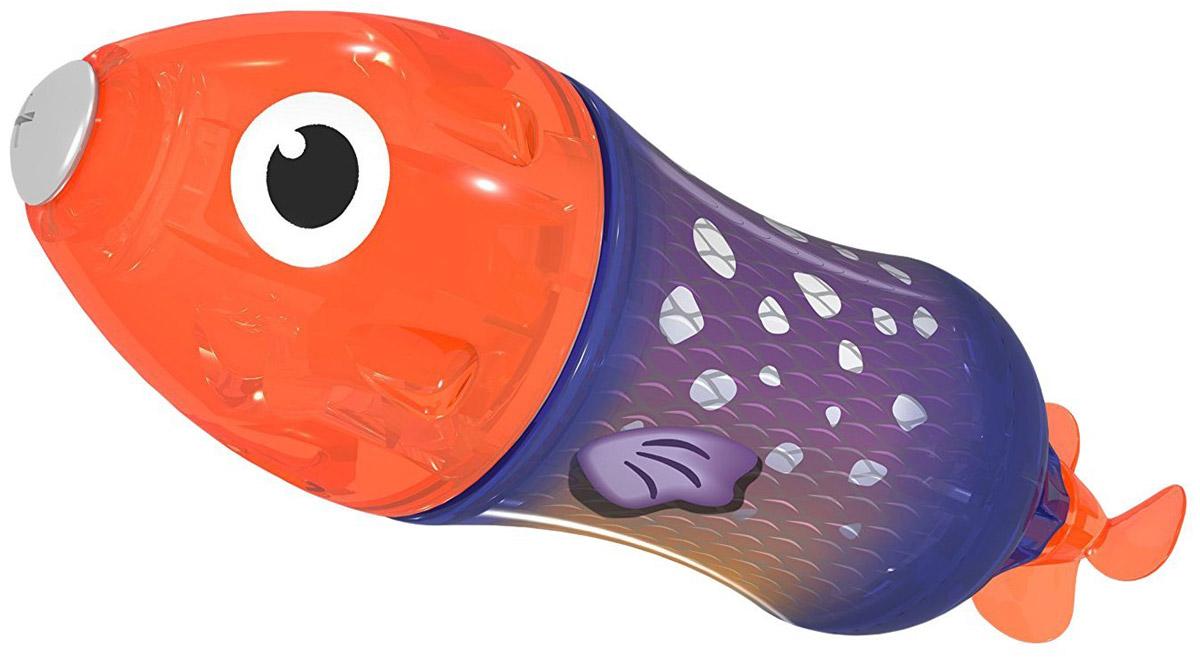 Hexbug Микро-робот Aquabot Wahoo цвет оранжевый фиолетовый