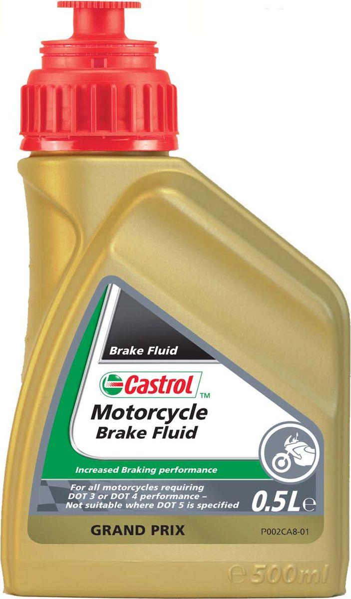 Тормозная жидкость Castrol Motorcycle Brake Fluid 157F8D