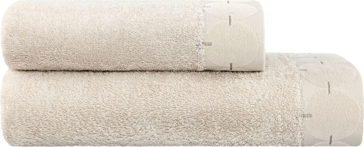 Набор полотенец Togas Орландо, цвет: светло-серый, 2 шт10.00.00.0604Полотенца Togas Орландо из высококачественного хлопка с добавлением бамбукового волокна имеют необыкновенно мягкую и нежную структуру. В набор входят два полотенца. Бамбуковое волокно является экологически чистым натуральным материалом, великолепно впитывающим влагу. Эти полотенца будут радовать вас и ваших близких долгое время своим эффектным и стильным внешним видом, сохраняя при этом свои уникальные свойства, первоначальный цвет и размер. Такой комплект полотенец украсит собой любую ванную комнату, а также станет отличным подарком к торжеству.