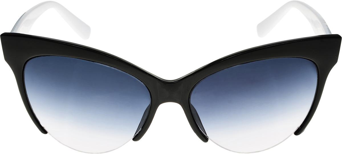 Очки солнцезащитные женские Vittorio Richi, цвет: черный. ОС1630-1c4/17fОС1630-1c4/17fОчки солнцезащитные Vittorio Richi это знаменитое итальянское качество и традиционно изысканный дизайн.