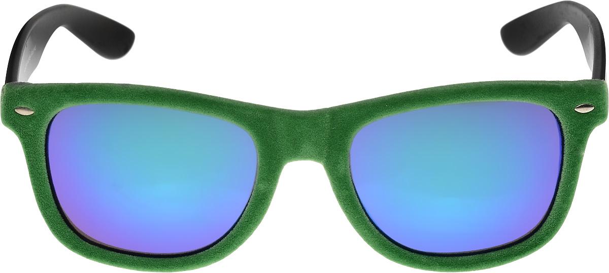 Очки солнцезащитные женские Vittorio Richi, цвет: зеленый. ОС9051сW03-654/17fОС9051сW03-654/17fОчки солнцезащитные Vittorio Richi это знаменитое итальянское качество и традиционно изысканный дизайн.