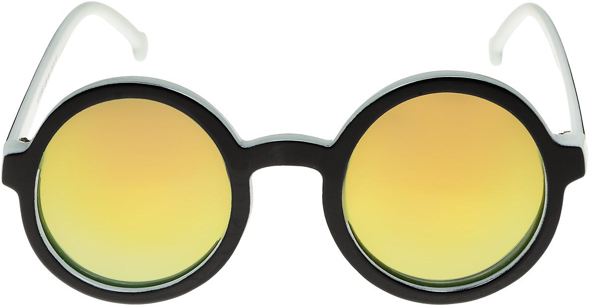 Очки солнцезащитные женские Vittorio Richi, цвет: черный, белый. ОС9038c208-464/17fОС9038c208-464/17fОчки солнцезащитные Vittorio Richi это знаменитое итальянское качество и традиционно изысканный дизайн.