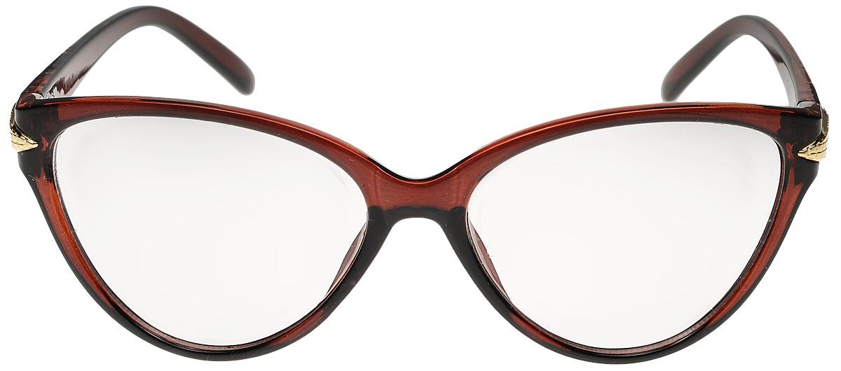 Очки солнцезащитные женские Vittorio Richi, цвет: коричневый. ОС3028c2/17fОС3028c2/17fОчки солнцезащитные Vittorio Richi это знаменитое итальянское качество и традиционно изысканный дизайн.