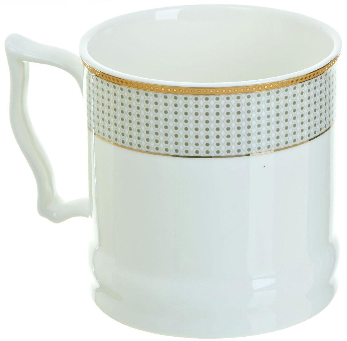 Кружка BHP Королевская кружка, 500 мл. 18700121870012Оригинальная кружка Best Home Porcelain, выполненная из высококачественного фарфора, сочетает в себе простой, утонченный дизайн с максимальной функциональностью. Оригинальность оформления придутся по вкусу тем, кто ценит индивидуальность. В комплект входит кружка. Можно использовать в ПММ.