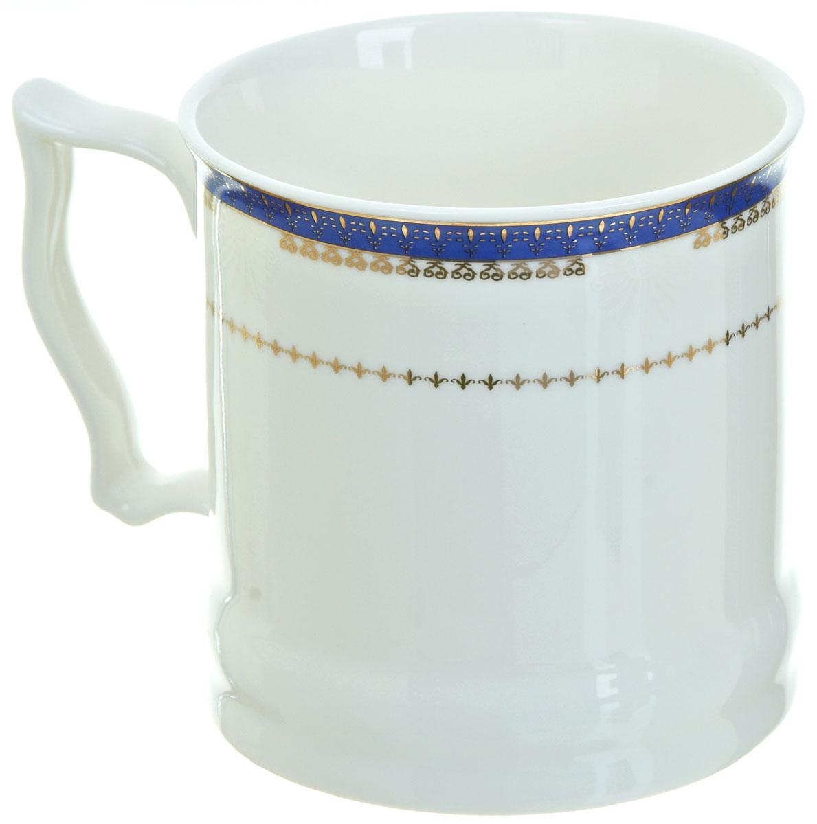 Кружка BHP Королевская кружка, 500 мл. M1870002M1870002Оригинальная кружка Best Home Porcelain, выполненная из высококачественного фарфора, сочетает в себе простой, утонченный дизайн с максимальной функциональностью. Оригинальность оформления придутся по вкусу тем, кто ценит индивидуальность. В комплект входит кружка. Можно использовать в ПММ.