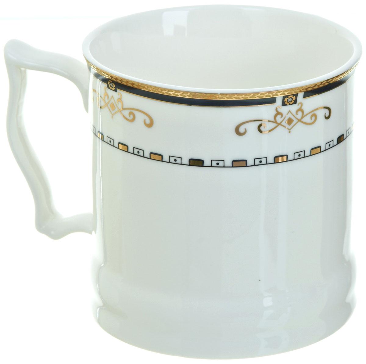 Кружка BHP Королевская кружка, 500 мл. M1870005M1870005Оригинальная кружка Best Home Porcelain, выполненная из высококачественного фарфора, сочетает в себе простой, утонченный дизайн с максимальной функциональностью. Оригинальность оформления придутся по вкусу тем, кто ценит индивидуальность. В комплект входит кружка. Можно использовать в ПММ.