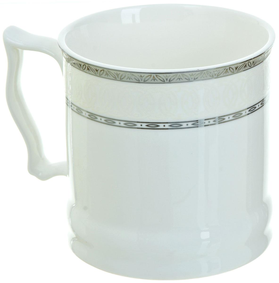 Кружка BHP Королевская кружка, 500 мл. M1870006M1870006Оригинальная кружка Best Home Porcelain, выполненная из высококачественного фарфора, сочетает в себе простой, утонченный дизайн с максимальной функциональностью. Оригинальность оформления придутся по вкусу тем, кто ценит индивидуальность. В комплект входит кружка. Можно использовать в ПММ.