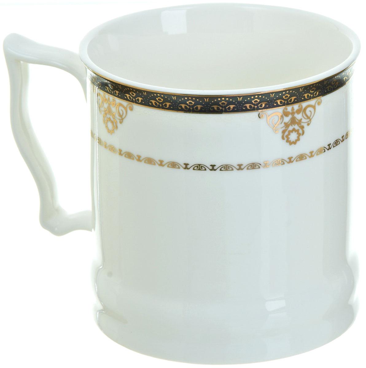 Кружка BHP Королевская кружка, 500 мл. M1870007M1870007Оригинальная кружка Best Home Porcelain, выполненная из высококачественного фарфора, сочетает в себе простой, утонченный дизайн с максимальной функциональностью. Оригинальность оформления придутся по вкусу тем, кто ценит индивидуальность. В комплект входит кружка. Можно использовать в ПММ.