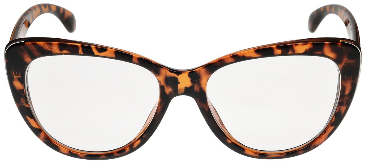 Очки солнцезащитные женские Vittorio Richi, цвет: тигровый. ОС3061с3/17fОС3061с3/17fОчки солнцезащитные Vittorio Richi это знаменитое итальянское качество и традиционно изысканный дизайн.