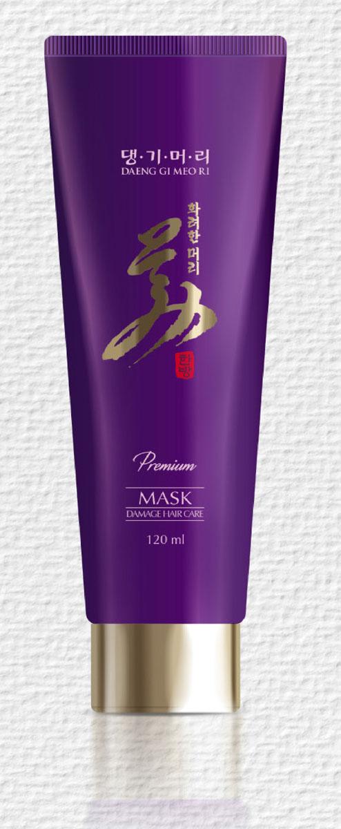 Daeng Gi Meo Ri Интенсивно-восстанавливающая маска для поврежденных волос, 120 мл364Интенсивно-восстанавливающая маска для поврежденных волос на основе экстрактов восточных лекарственных трав - это уникальный коктейль из тонизирующих и питательных веществ, которые способствуют восстановлению эластичности, естественной силы и здорового блеска волос. Содержит маточное молочко пчел, обладающее мощными стимулирующими и укрепляющими свойствами. Масла семян подсолнечника и авокадо, гидролизированный шелк и кератин защищают волосы от вредного воздействия УФ–лучей и оказывает антиоксидантное действие.