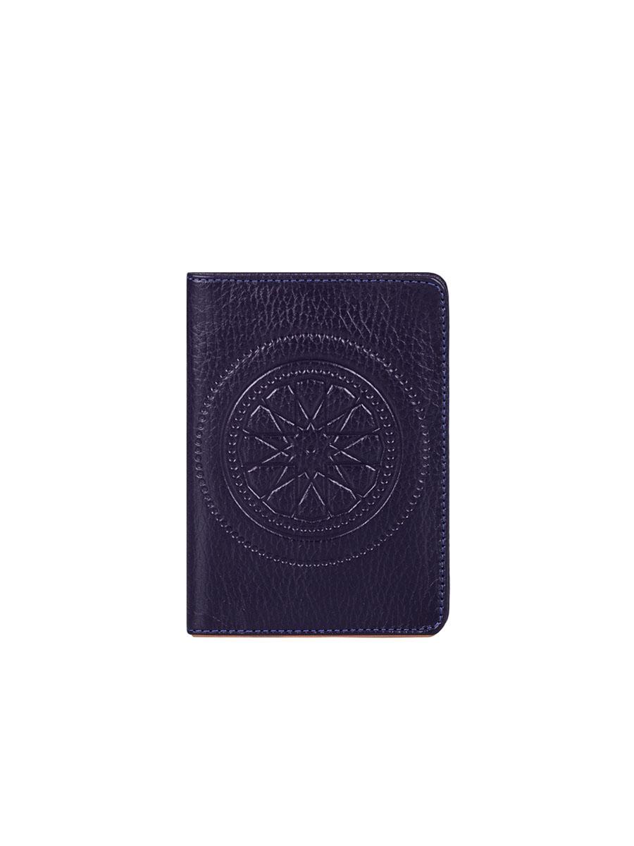 Обложка для паспорта женская Fabula Talisman, цвет: фиолетовый. O.65.SNO.65.SN.баклажановыйОбложка для паспорта из коллекции «Talisman» выполнена из натуральной кожи. На внутреннем развороте 2 кармана из прозрачного пластика, шелковистая подкладка.