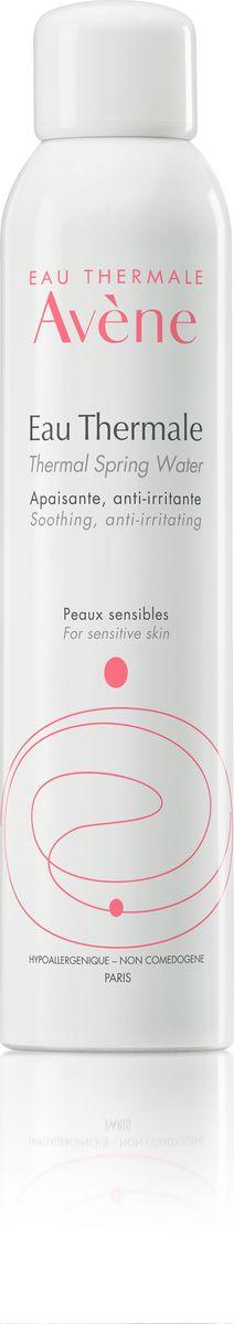 Avene Термальная вода Eau Thermale 300 млC00313Термальная вода Avene с уникальным неизменным составом успокаивает кожу и снимает её раздражение. Данные свойства подтверждены многочисленными научными исследованиями. Протестированная дерматологами, Термальная вода Avene является ключевым средством для ухода за чувствительной, гиперчувствительной и аллергенной кожей. Основное средство для ухода за чувствительной, гиперчувствительной, аллергичной и раздраженной кожей. Когда использовать: • Солнечные ожоги • сухость кожи • покраснение лица • раздражение под подгузниками • раздражения различного генеза • после бритья • после эпиляции • в завершение демакияжа • после физических упражнений • летом • в путешествии Свойства: - Богатый микроэлементный состав - Низкий уровень минерализации - Бактериологическая чистота - Разливается в уникальной стерильной среде непосредственно на источнике в Avene-les-Bains
