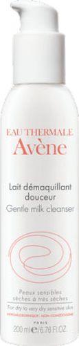 Avene Мягкое очищающее молочко Sensibles 200 млC05151Мягкое очищающее молочко с очень насыщенной текстурой разработано специально для сухой и очень сухой чувствительной кожи. • Молочко с высоким содержанием Термальной воды Avene сохраняет её уникальные успокаивающие и снимающие раздражение свойства. • Созданное с использованием только мягко действующих компонентов, молочко прекрасно удаляет макияж и загрязнения с лица, глаз и губ, оставляя кожу мягкой и эластичной. • Благодаря активным увлажняющим компонентам с каждым днём кожа приобретает непередаваемое ощущение комфорта.