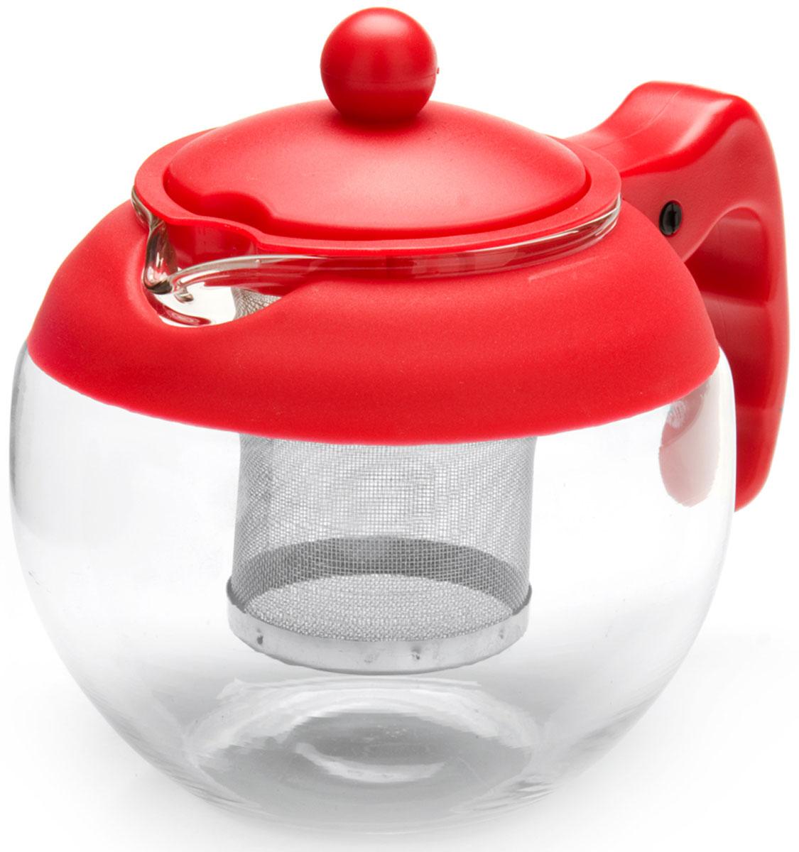 Чайник заварочный Mayer & Boch, с фильтром, 0,75 л. 26174-126174-1