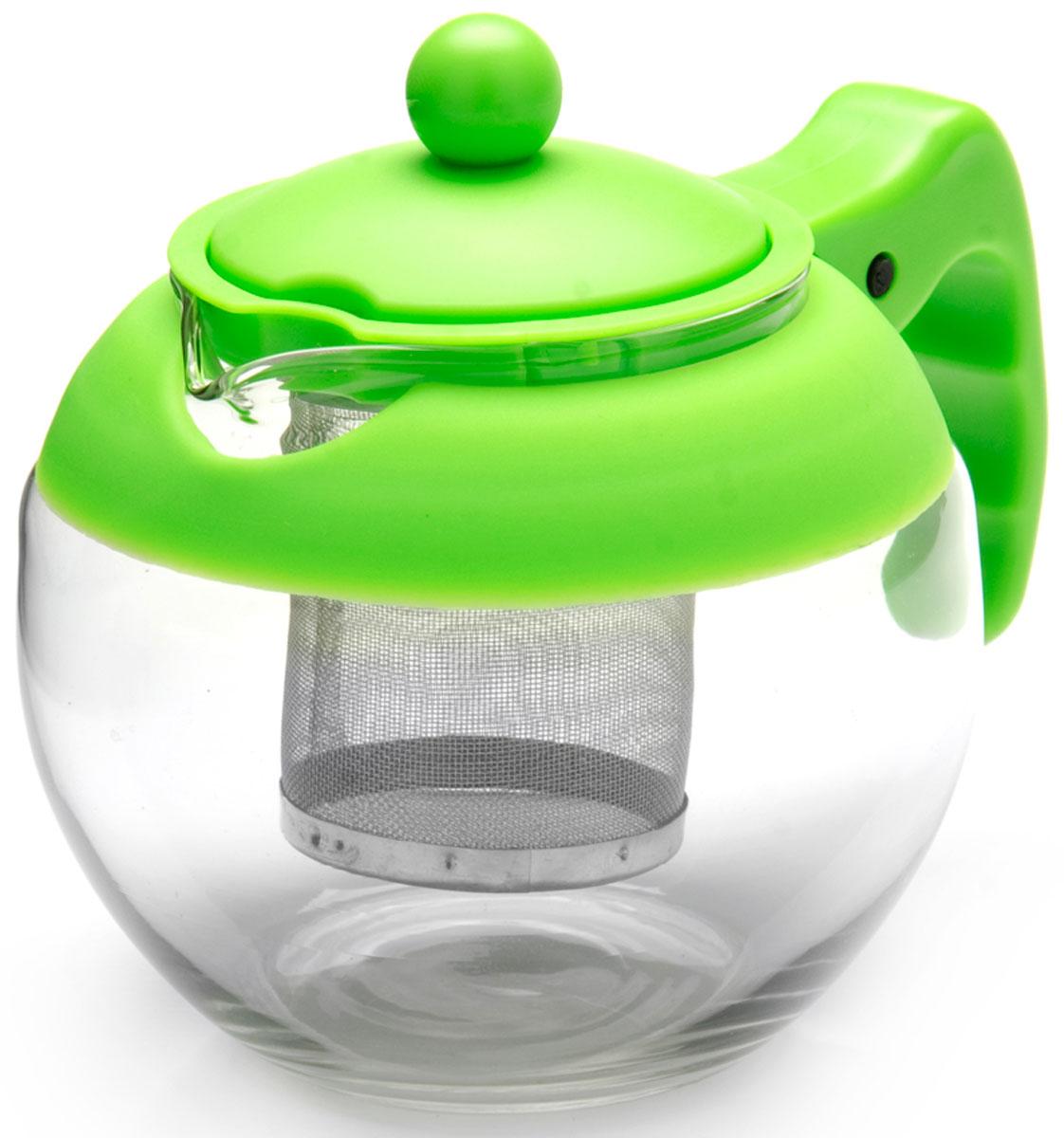 Чайник заварочный Mayer & Boch, с фильтром, 0,75 л. 26174-326174-3