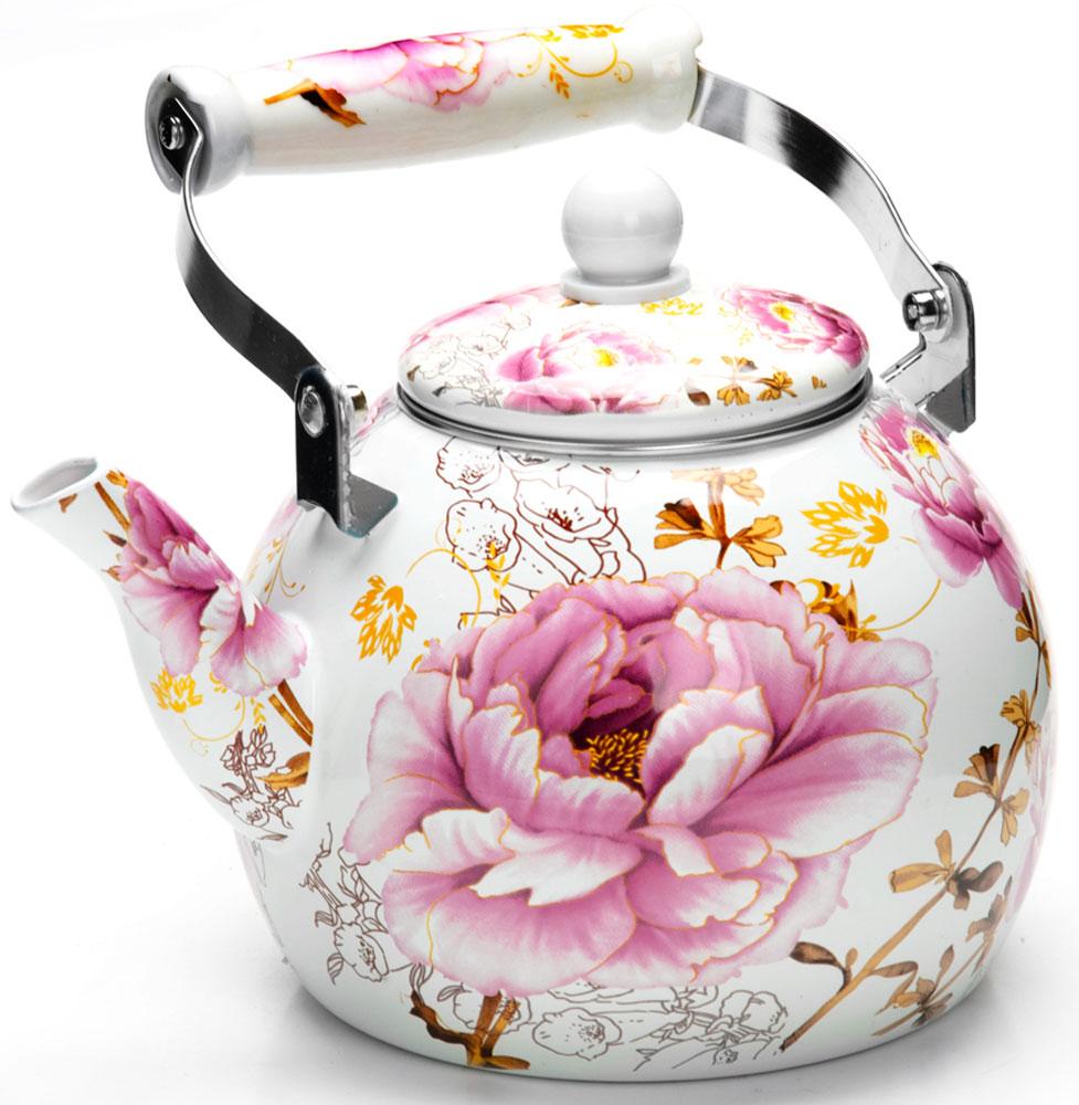 Чайник Mayer & Boch Цветы, 3 л. 2649526495