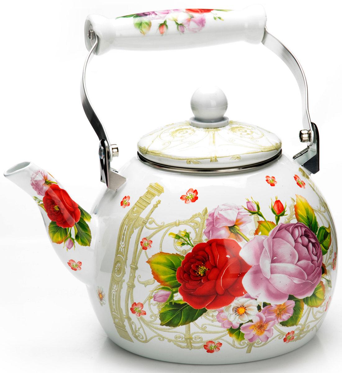Чайник Mayer & Boch Цветы, 3 л. 2649926499