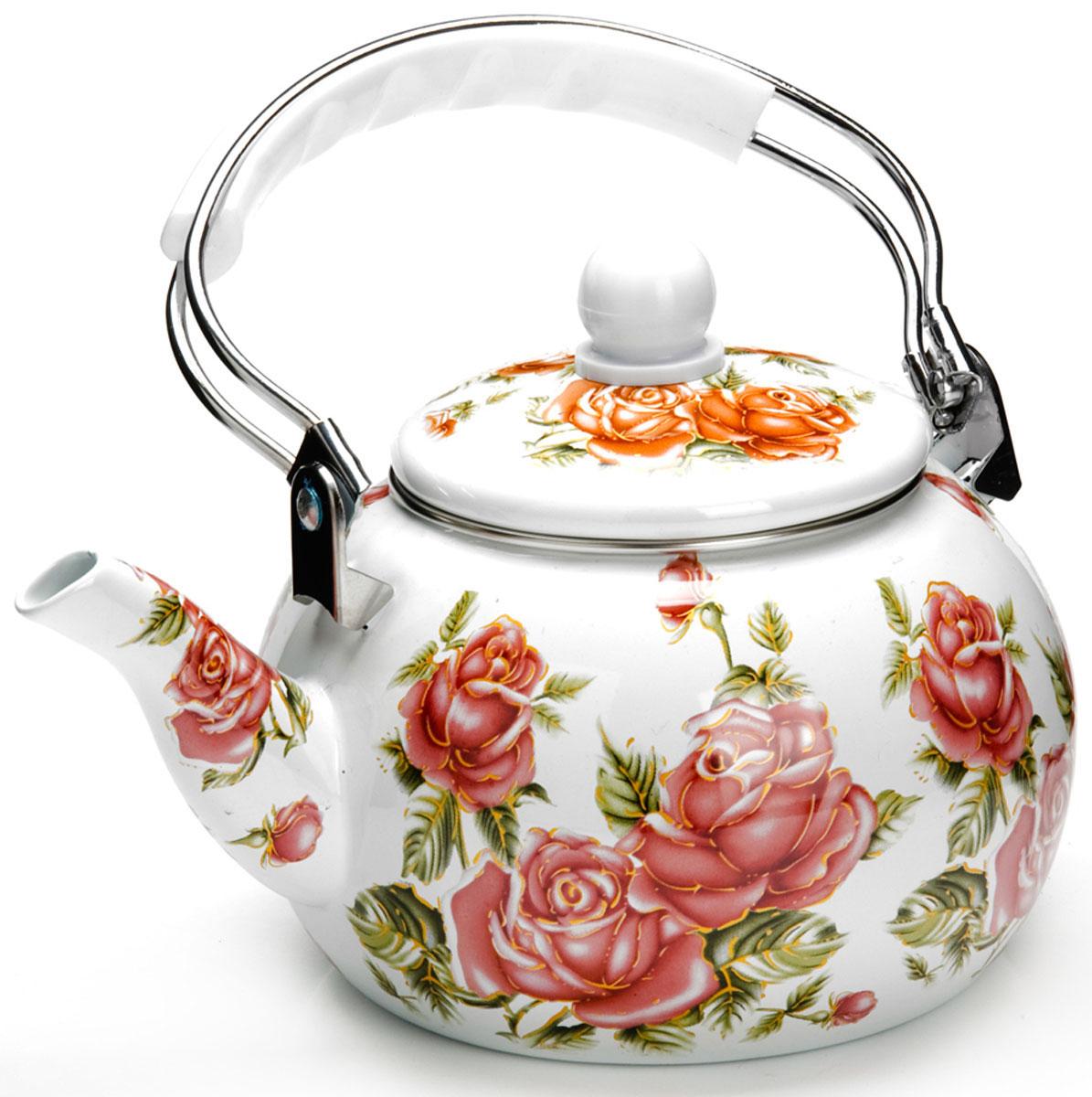 Чайник Mayer & Boch Цветы, 2,5 л. 2649126491